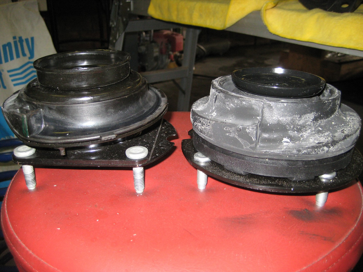 Hard Time Getting Ford Racing Gt500 Strut Mounts The
