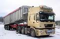 H13 ERF   ERF ECX Olympic 6x2 unit