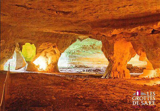 Grottes de Sare (64)