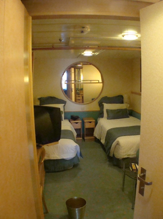 Inside Deck 10