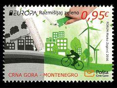 Razmišljaj zeleno - think green