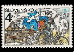 Poštar in golobi