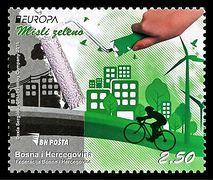 Misli zeleno - think green
