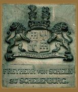 Wappen der Schelenburg