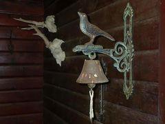 Glocke Jagdhütte