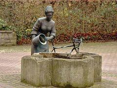Brunnenfrau