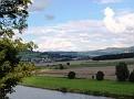 Wesertal mit Blick auf Brevörde