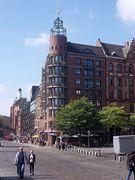 Große Elbstraße am Fischmarkt