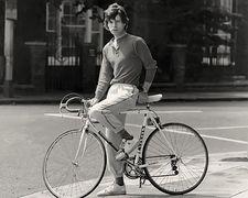 1965 mit Rennrad