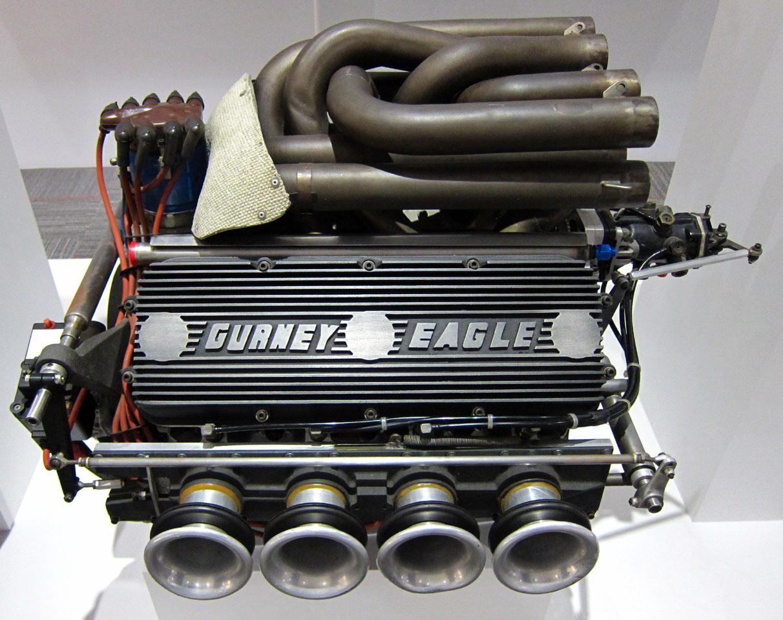 445 3 valve engine