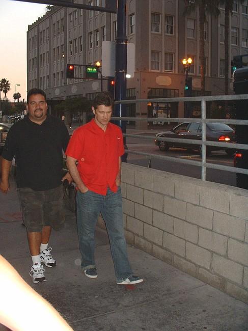 Chris in Long Beach