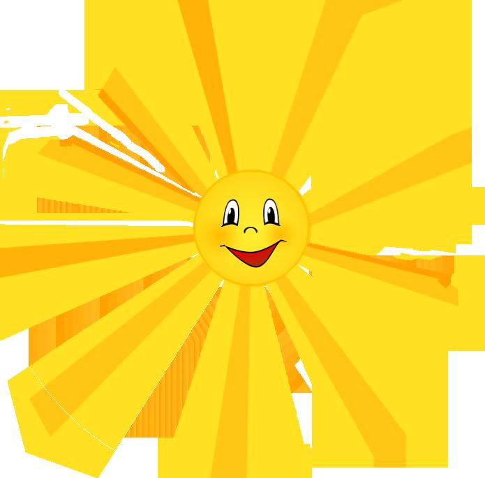 Солнышко анимация картинка