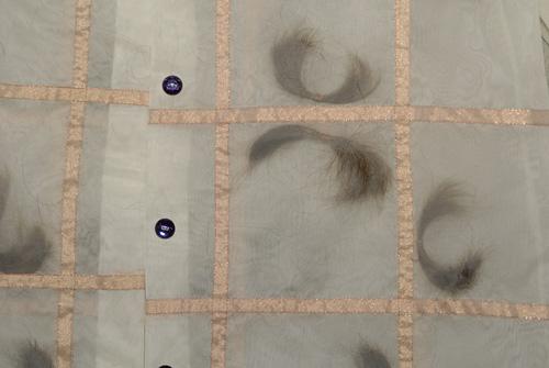 hair shirt detail
