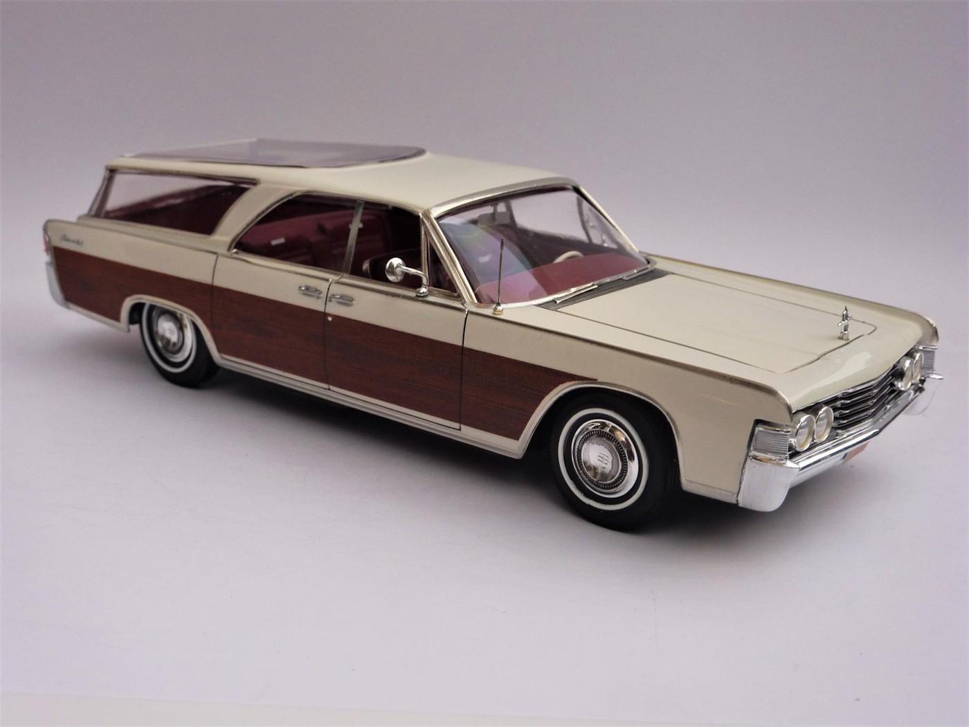 Lincoln wagon 65 terminée Photo84-vi