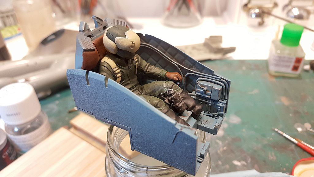 figure painted mounted in cockpit3