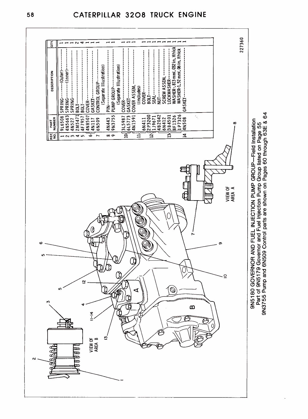 Photo 3208 Parts Manual Pagina 119 Cat Dieselengine Fuel Injector Diagram Album Modeltrucks25 Fotkicom And Video Sharing Made Easy