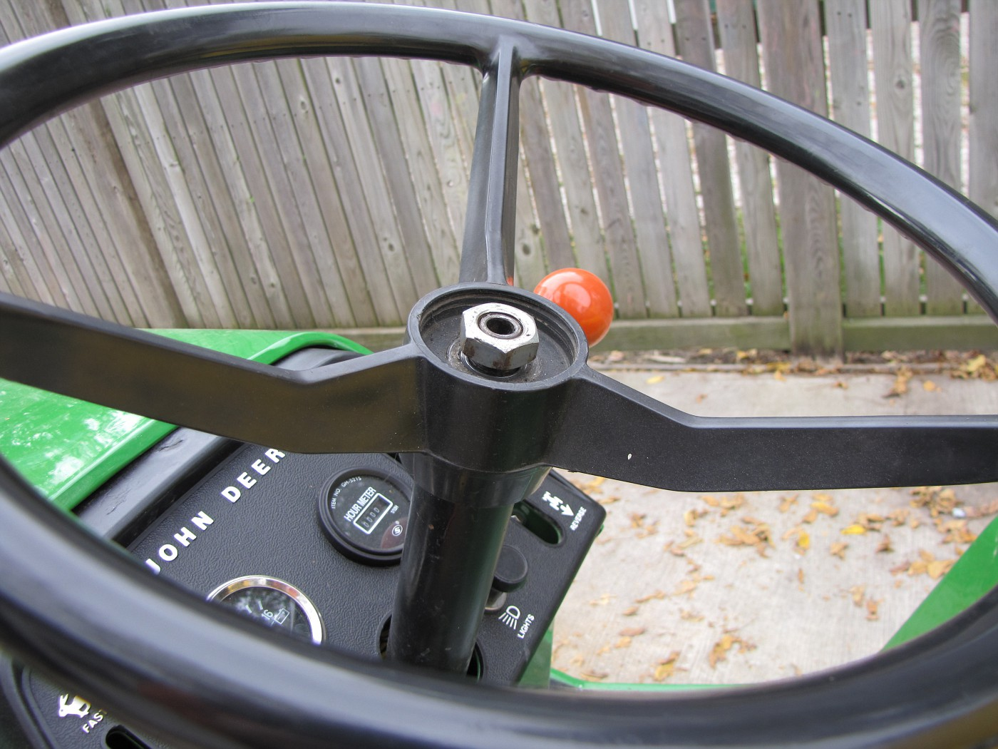 3 Jaw Steering Wheel Puller : How quot i took off my steering wheel pic s