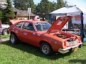 Ford Pinto Electric drag Car Alaska Car Show VP photo #101