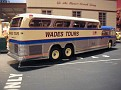 Wades Chartered Coaches, Schenectady, N. Y.