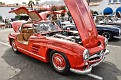 1956 Mercedes-Benz 300 SL owned by Grant and Judy Beck