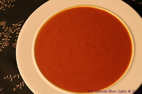 Tomatsuppe