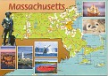 00- Map of MASSACHUSETTS (MA)