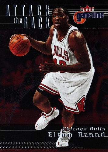 2000-01 Fleer Game Time Attack the Rack #17AR (1)