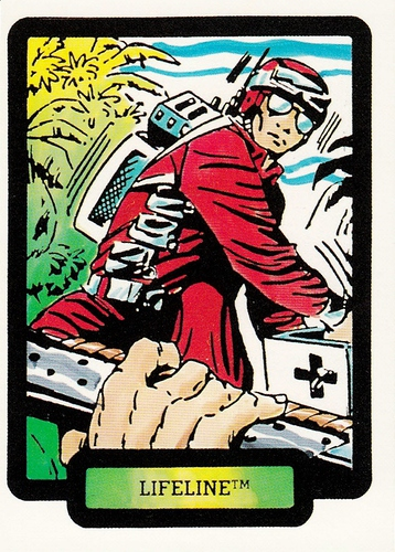 1987 Comic Images GI Joe #36 (1)