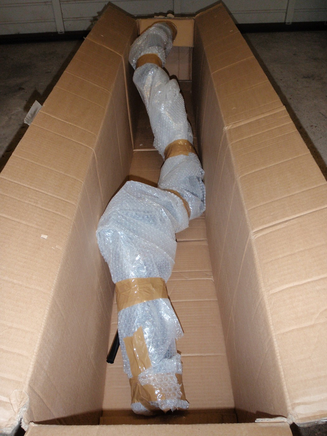 Parcel from Santa Claus