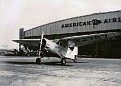 Stinson R Aircraft photographed LaGuardia Airport in 1938.