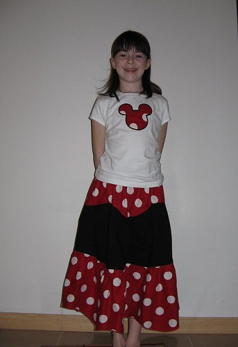Disney Sewing Minnie Mouse Set 2=smile