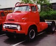 1956 Ford COE in Minnesota
