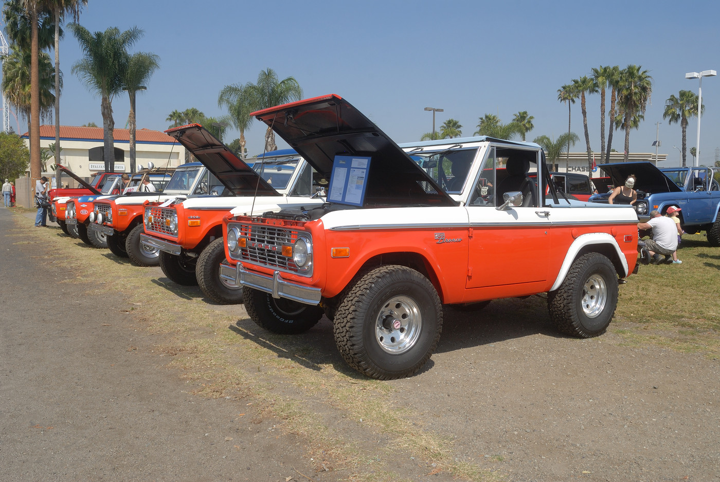 1971 Ford Bronco owned by Ross and Geoffrey Hobday DSC 4821