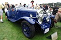 1933 Talbot AV 105 James Young four seater Sports Tourer front exterior view