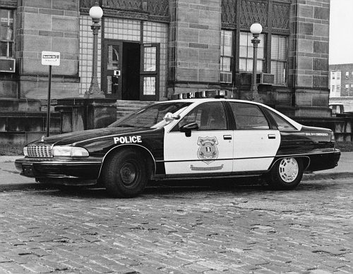 OH - Cleveland Police 1991 Chevy