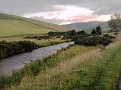 Scottish landscape near Eskdalemuir