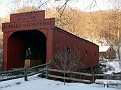 another angle of the covered bridge