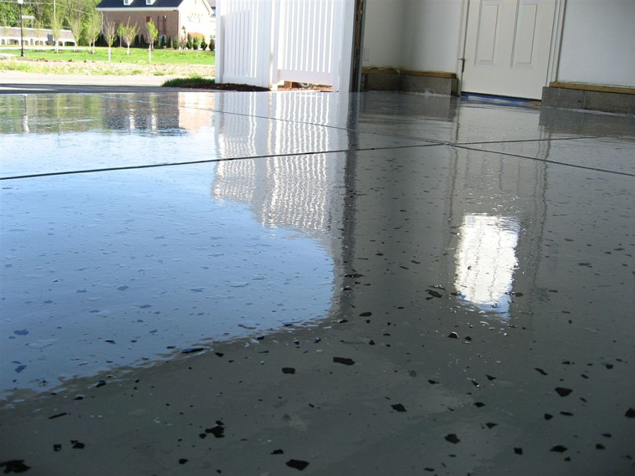 Garage Concrete Sealer With Garage Concrete Sealer Epoxy Paint Garage Flooring Des Moines Ia