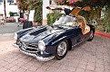 1955 Mercedes-Benz 300 SL owned by Ted and Merrie Stroscher