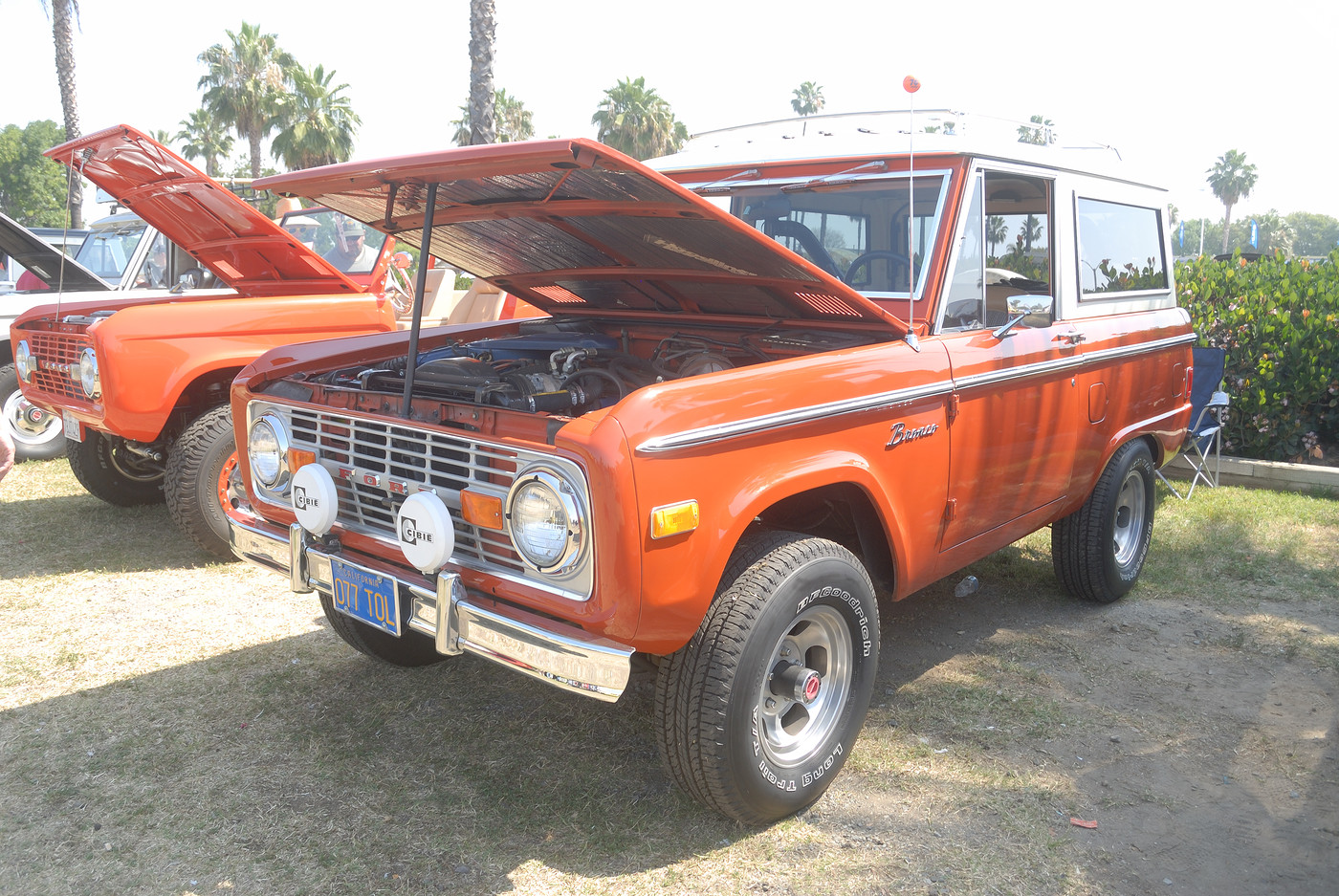 1977 Ford Bronco owned by Harvey Mushman DSC 4852