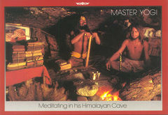 Nepal - Traditional Meditation NT