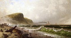 Stormy Seascape [undated]