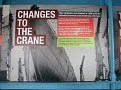 Information Board - Changes to the lifting capacity