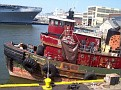 """Beautiful"" Philly tugboat"