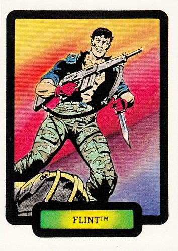 1987 Comic Images GI Joe #43 (1)