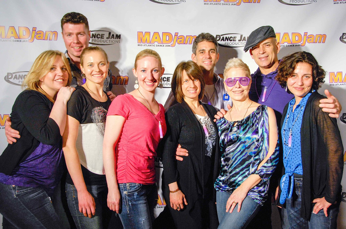 MADjam 2013 - Group Picture