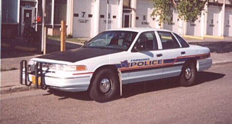 AK - Fairbanks Police