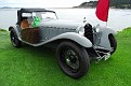 1933 Alfa Romeo 8C 2300 Touring Short Chassis Spider front exterior view