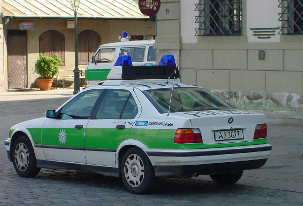 Germany - City of Augsburg Police Department