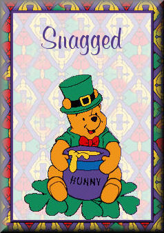 Pooh St PatTaSnagged